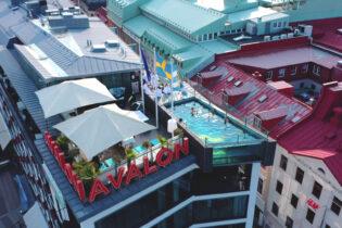 Avalon Hotel och Strömstad Spa & Resort -Superior collab