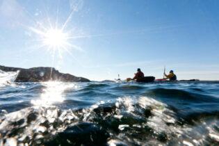 Guidad Kajaktur på Kosteröarna